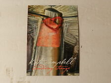 Kate Campbell Wandering Strange Promotional Postcard 2001