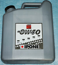 4 Litres d' huile moteur 4T IPONE STROKE 4 0W40 neuf