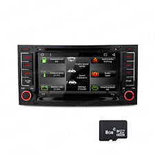 "7"" In Dash Car Radio DVD Player GPS Navigation CANbus For VolksWagen VW Touareg"