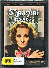 Shanghai Express Dvd (Marlene Dietrich) New & Sealed Region 4 Free Post
