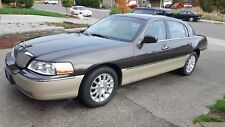 2007 Lincoln Town Car Signature Series