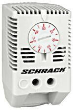 Heating thermostat SCHRACK 1NC Contact 0-60 degrees C - IUK08565