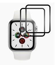2x SDTEK Protector De Pantalla Completa 3D Para Apple Watch Series 5/4 40mm