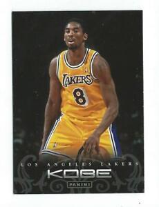 2012-13 Panini Kobe Bryant Anthology Insert Singles Lakers - You Choose