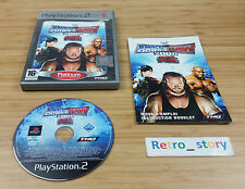 PS2 SmackDown vs Raw 2008 PAL