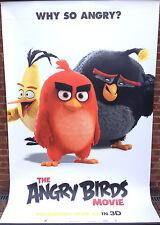Cinema Banner: ANGRY BIRDS MOVIE (Why So Angry?) Jason Sudeikis Josh Gad