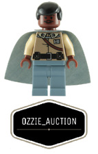 Lego Star Wars Lando Calrissian Minifigure [7754]