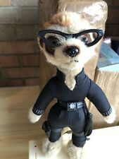 Compare The Market New Plush Toy The Meercat Secret Agent Maiya