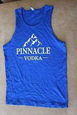 Pinnacle Vodka Tank Top Shirt MEN'S SIZE LARGE ONLY *NEW*