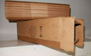 American Flyer 734 Operating Box Car Original Box Only W Wrap Solid, Very Clean
