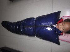 Glanznylon Wetlook Meerjungfrau Schlafsäcke Mumienschlafsack Daunenschlafsack