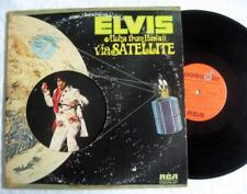 ELVIS PRESLEY Aloha from Hawaii via Satellite ~ 1973 Double Record LP