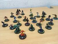 MARVEL HEROCLIX BUNDLE LOT X 26