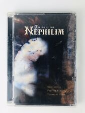 Fields Of The Nephilim- DVD Revelations / Forever Remain / Visionary Heads
