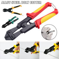 """Alloy Steel Bolts Cutter 8"""" Bolts Wire Clamp Cutting Plier Cutters Hand Tool"""