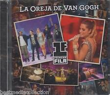 La Oreja De Van Gogh CD NEW Primera Fila VERSION DELUXE Con 1 CD + DVD SEALED