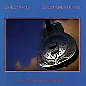BROTHERS IN ARMS Dire Straits (CD, 1985, Warner Bros.)