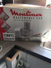 Moulinex Masterchef 450 Blender Food Processor