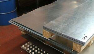 Scratched Aluminium - Various Sizes