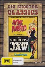 THE SHERIFF OF FRACTURED JAW - Kenneth More, Jayne Mansfield - DVD