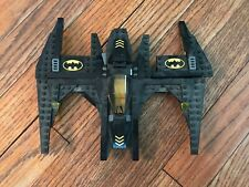 Used Partial Lego Batman Batwing Black Building Blocks Pieces Set Pre-Owned