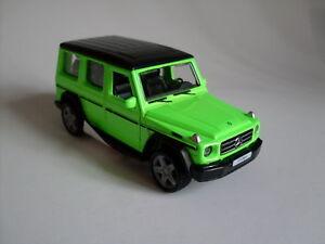 Mercedes-Benz G-Class Bright Green, Maisto Car Model ca.1:40