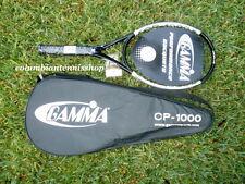 New Gamma Cp-1000 Tennis Racket 102 4 1/2 (L4) (4) original Msrp $169