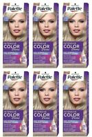 C10 Frosty Silver Blond 10-1 Schwarzkopf Palette Intensive Color Cream x 6