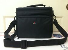 RARE Vintage 90s RDS Industries Sony Playstation 1 PS1 Travel Bag Carrying Case