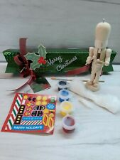 Nutcracker Soldier Kit.  Gift boxed