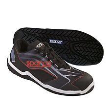 Sparco touring S1P scarpe antifortunistiche nero rosso numeri disponibili nuovo