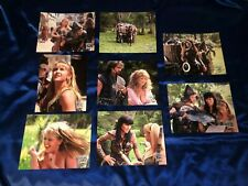"""ULTRA RARE Xena Premiere Photo Club August 2005 """"Quill Is Mightier"""" Picture Set"""