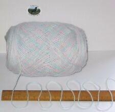 100g BALL BABY ROSA VERDE BLU sottile doppio per maglieria lana DK Acrilico filato morbido