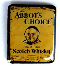 WHISKY / WHISKEY Pin / Pins - ABBOT'S CHOICE / FINEST OLD SCOTCH WHISKY