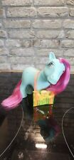My Little Pony G1 Vintage School Time Pony Play time + original accessories