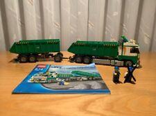 Lego City 7998 Kippsattelzug LKW Sattelzug Auto mit Bauanleitung TOP ZUSTAND