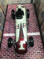 Carousel 1 AJ Foyt Sheraton Thompson 1961 Indy 500 Winner Watson Roadster 1/18 +