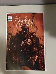 Venom #30 Gabriele Dell'Otto Trade Dress Variant Pre-Order Limited To 1500 COA