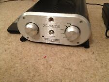 Musical Fidelity X-P100 pre amplifier and psu