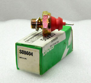 Lucas SOB604 Oil Pressure Switch - new old stock