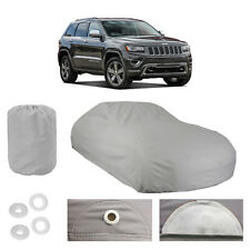 Jeep Grand Cherokee 6 Layer Car Cover Outdoor Water Proof Rain Snow Sun Dust Fits Jeep