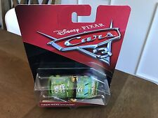 "DISNEY PIXAR CARS 3  ""CHICK HICKS W/ HEADSET""  NEW IN PACKAGE In Hand HTF (N7)@"