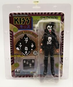 """KISS Gene Simmons The Demon Exclusive Limited Edition 8"""" Action Figure"""