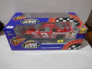 Winners Circle Dale Earnhardt #3 Goodwrench Red (TAZ) 1:24 Scale 052121DMT3