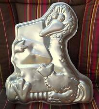 Big Bird Cake Pan Wilton Sesame Street  Vintage 1978
