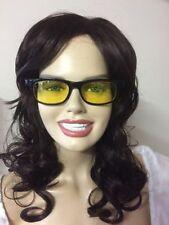 Unbranded Rectangular 100% UV Sunglasses for Men
