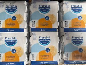 FRESUBIN Protein Energy 1,5kcal Multifrucht 24 Flaschen MHD 08/22