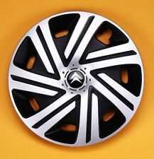"CITROEN C4,C5 etc. 16 INCH ALLOY LOOK CAR WHEEL TRIMS / COVERS, 16"" HUB CAPS"