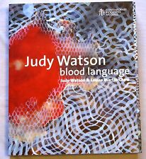 Judy Watson Blood Language Judy Watson Louise Martin-Chew Rare Aboriginal Art