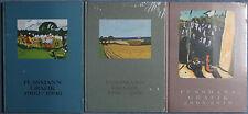 Klaus Fussmann drei Werkverzeichnisse zur Grafik neu original verpackt selten